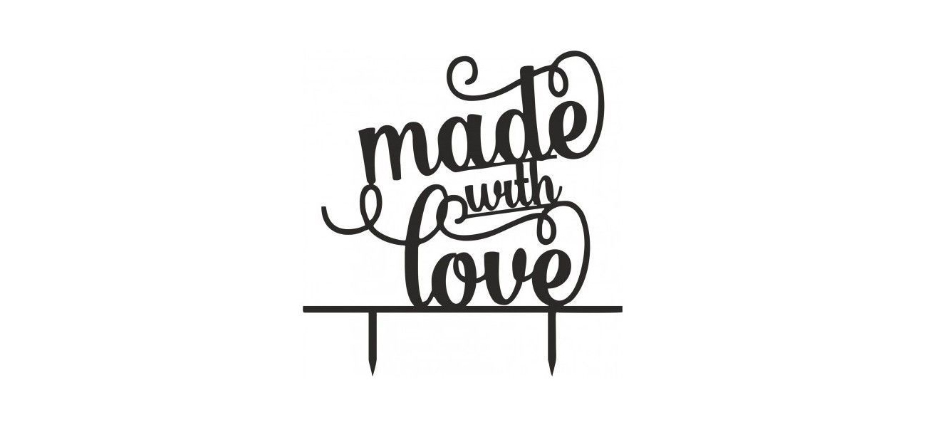 Made with love - blog MK Love